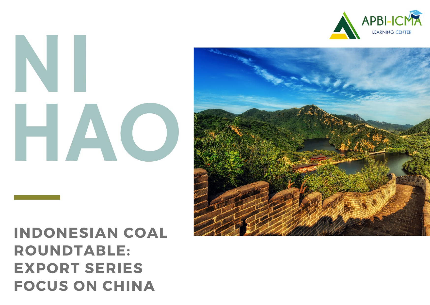 Assessing China's Coal Import Post Covid-19 Pandemic Webinar