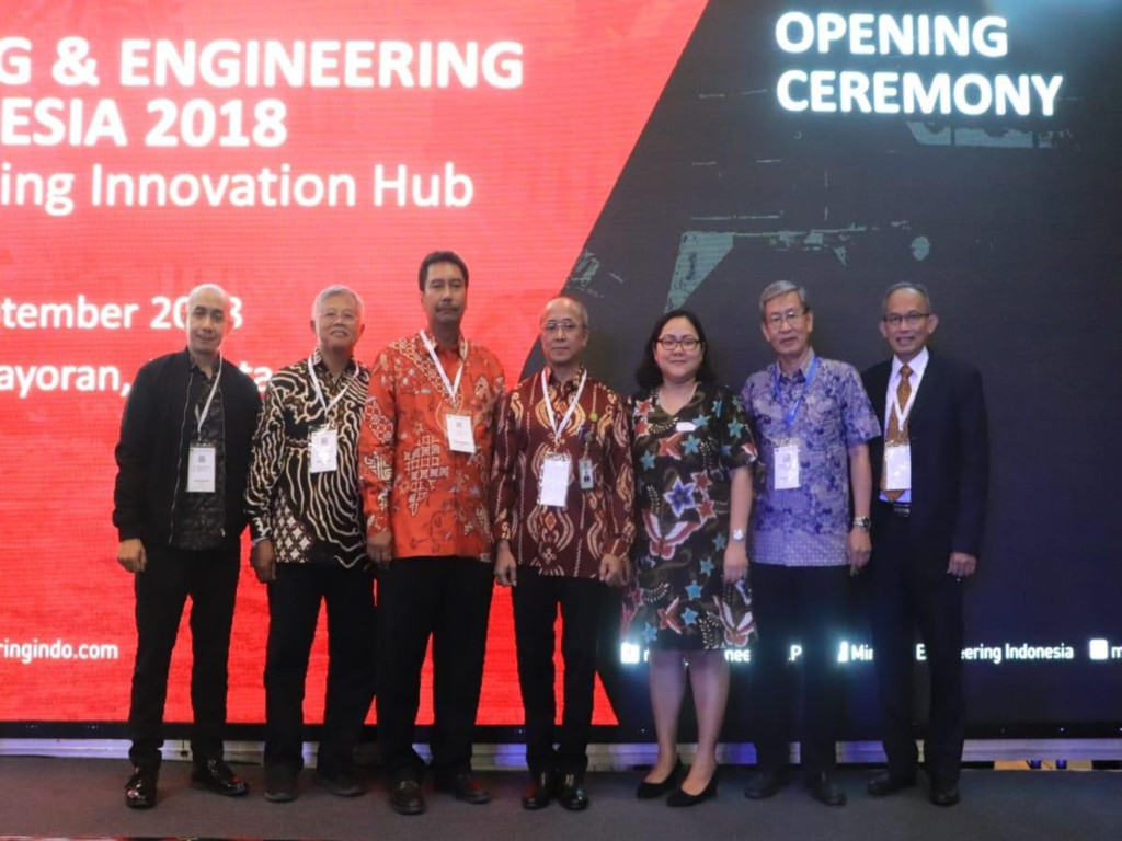 Mining and  Engineering  Indonesia  2018